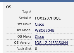 25 5 Extended Capabilities for Cisco Devices - Open Source