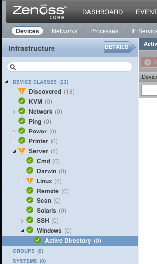 WMI Active Directory - Open Source Network Monitoring and